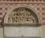 Tympan Eglise d'Ainay Lyon