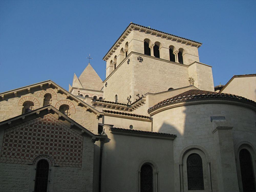 L'église d'Ainay - Lyon